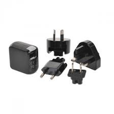Iridium GO! Wall charger with international adapters