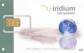 Prepaid sim card